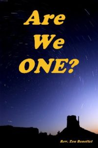 starting point - are we one?